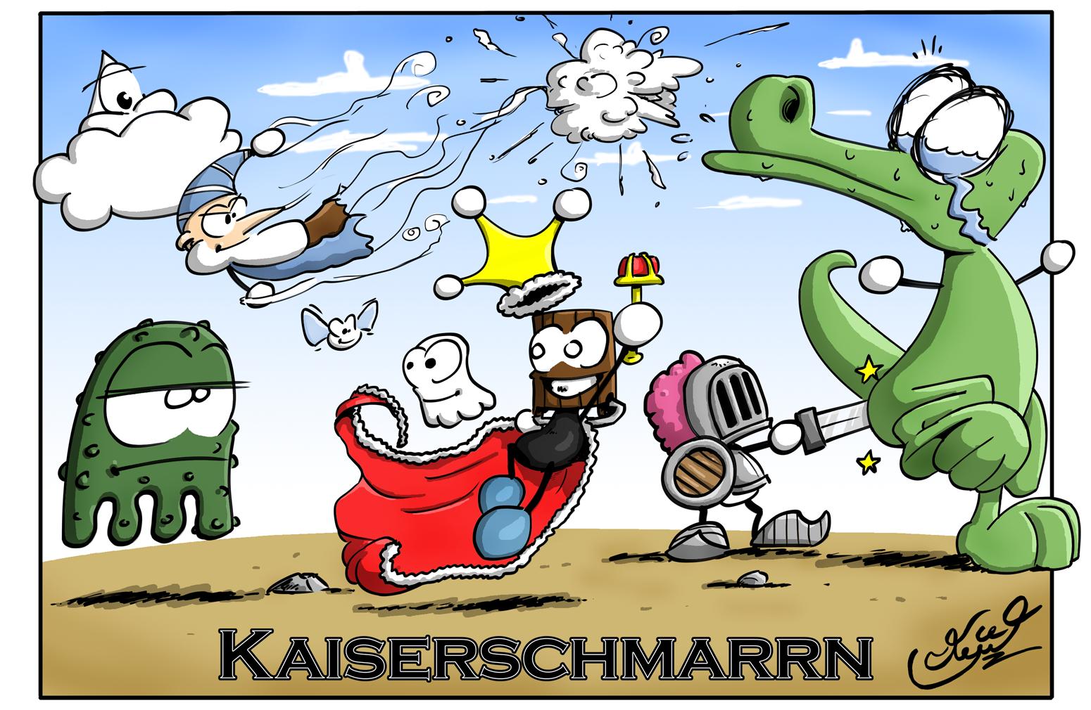 Kaiserschmarrn Artwork 1