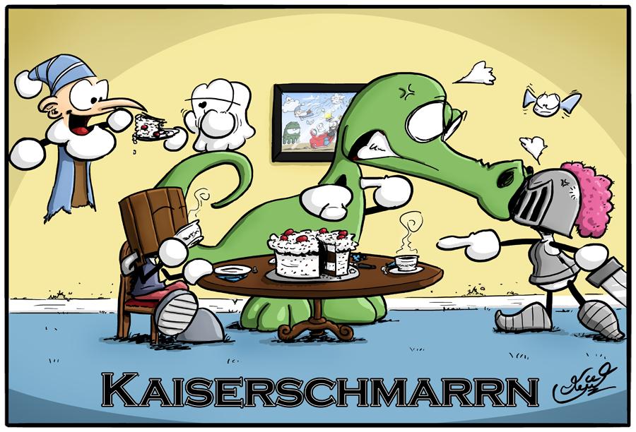 Kaiserschmarrn Artwork 2