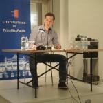 Lesung sechste Karlsruher Lesenacht im Prinz-Max-Palais