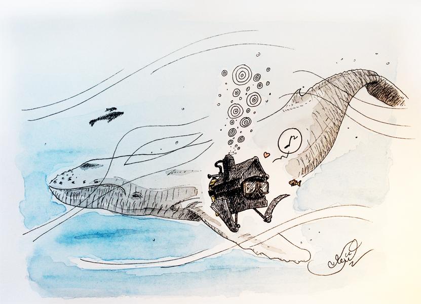 Imagine_Under Water